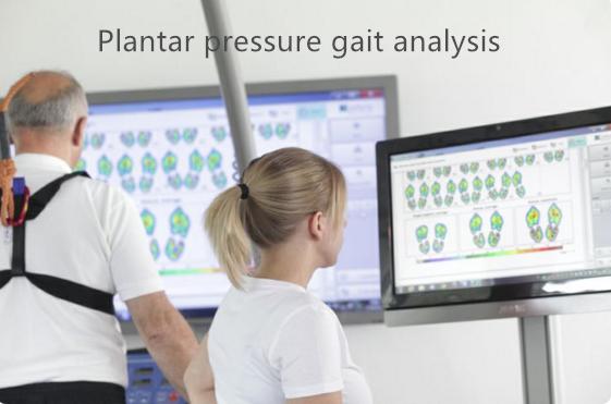 plantar pressure gait analysis