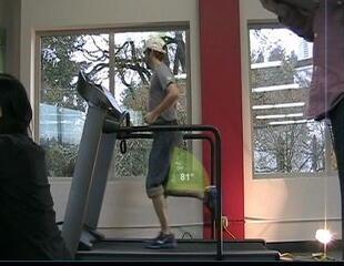 foot posture running gait analysis