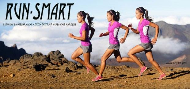 New running gait analysis smart insole