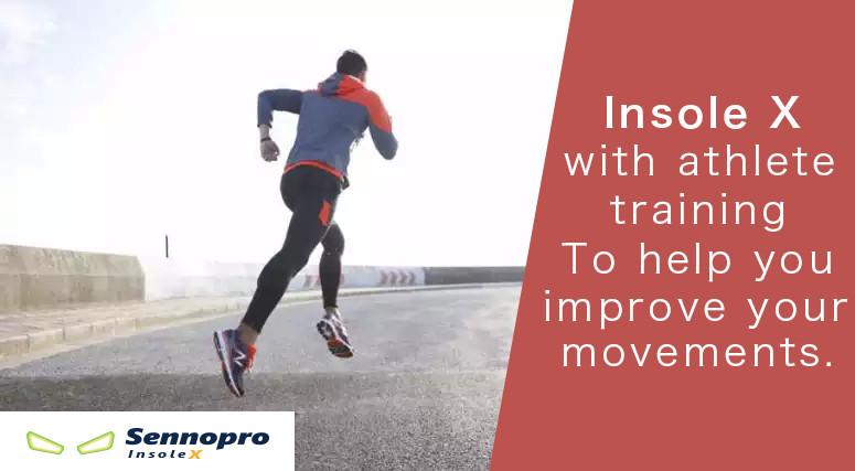 smart insole athlete training