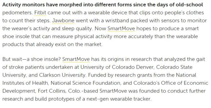 smart shoe insole|activity monitors