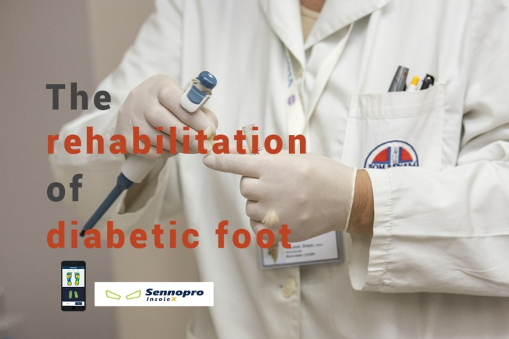 The rehabilitation of diabetic foot