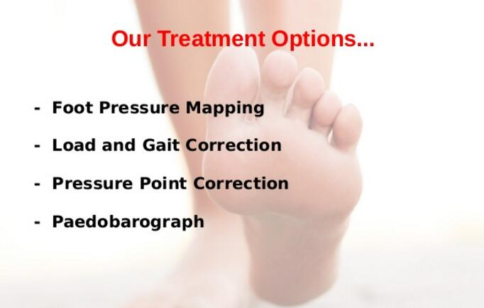 Treatmeant for diabetic foot