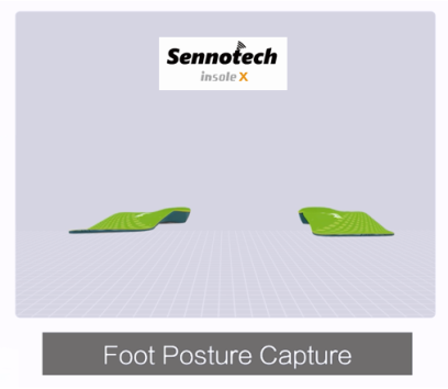 stroke rehabilitation foot posture